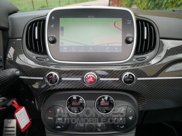 Abarth 695 C RIVALE, Xénon, GPS, Beats, Carbone, Akrapovic Blu Riva / Grigio Ferrari méta Occasion - 15