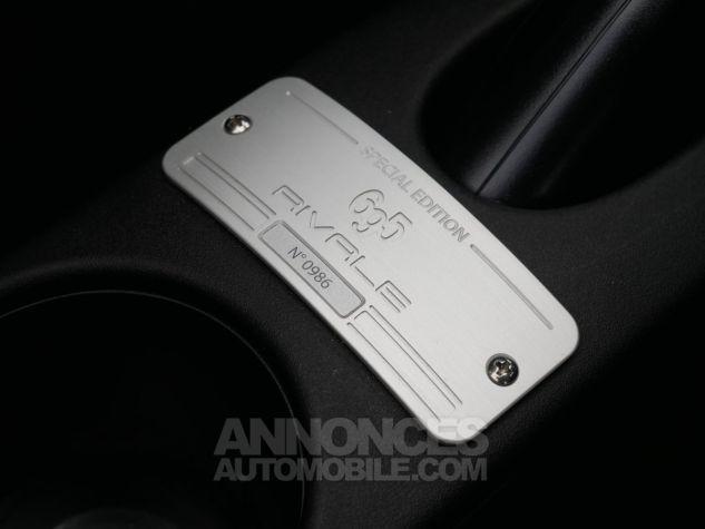 Abarth 695 C RIVALE, Xénon, GPS, Beats, Carbone, Akrapovic Blu Riva / Grigio Ferrari méta Occasion - 17