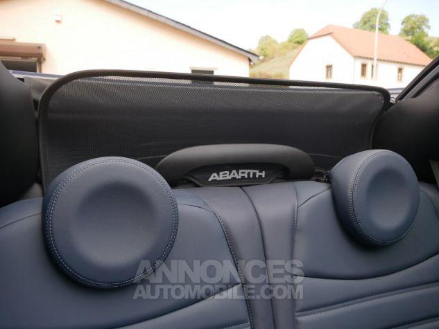 Abarth 695 C RIVALE, Xénon, GPS, Beats, Carbone, Akrapovic Blu Riva / Grigio Ferrari méta Occasion - 19