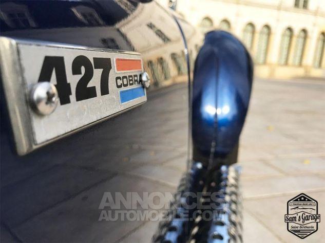 AC Cobra Shelby 427 Réplica Bleu Occasion - 8