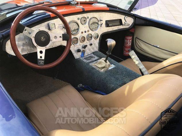 AC Cobra Shelby 427 Réplica Bleu Occasion - 9