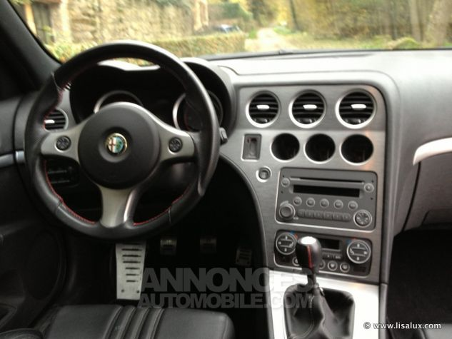 Alfa Romeo 159 JTDM Pack Ti cuir noir Occasion - 4