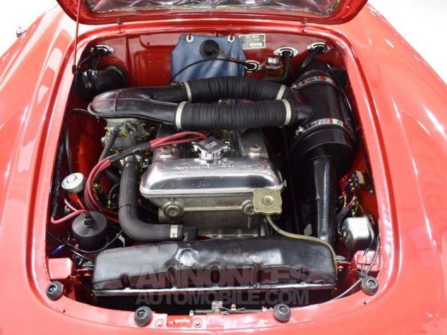 Alfa Romeo 1600 Giulia Spider Rosso ALFA Occasion - 9