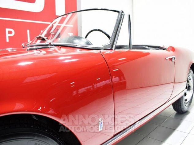 Alfa Romeo 1600 Giulia Spider Rosso ALFA Occasion - 13