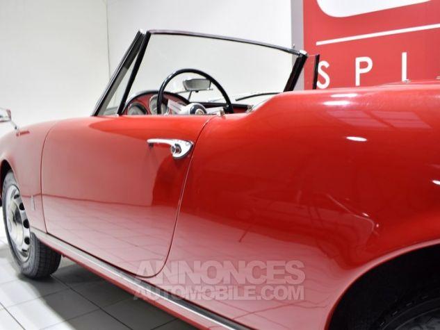 Alfa Romeo 1600 Giulia Spider Rosso ALFA Occasion - 14