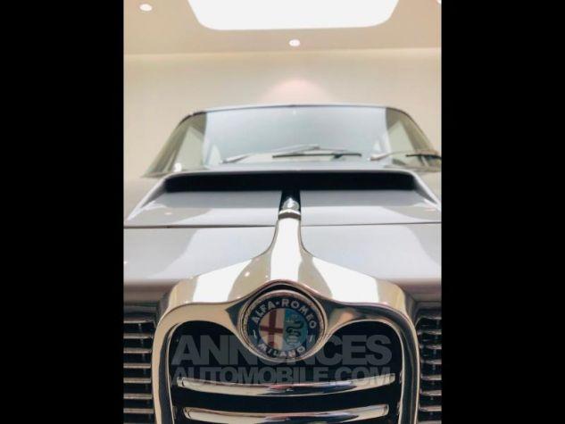 Alfa Romeo 2600 COUPE SPRINT Gris Clair Occasion - 10
