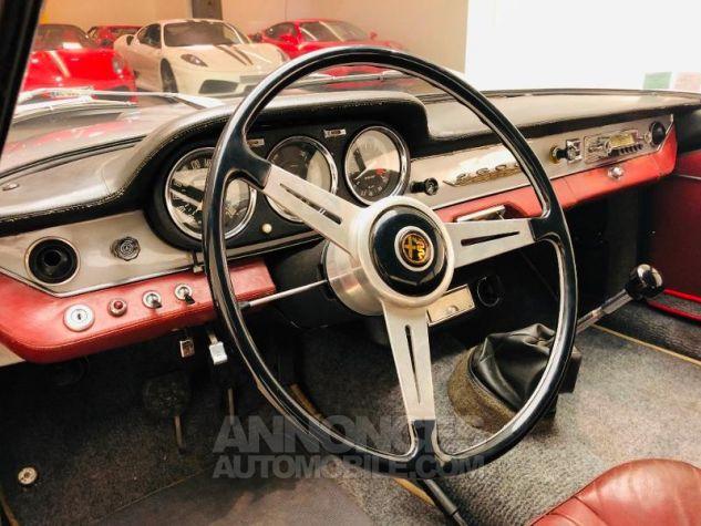 Alfa Romeo 2600 COUPE SPRINT Gris Clair Occasion - 15