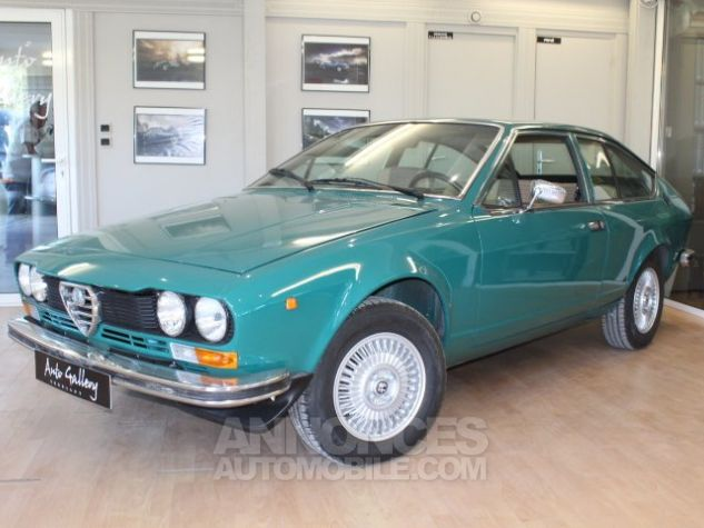 Alfa Romeo ALFETTA GT 1600 VERT PINO Occasion - 0
