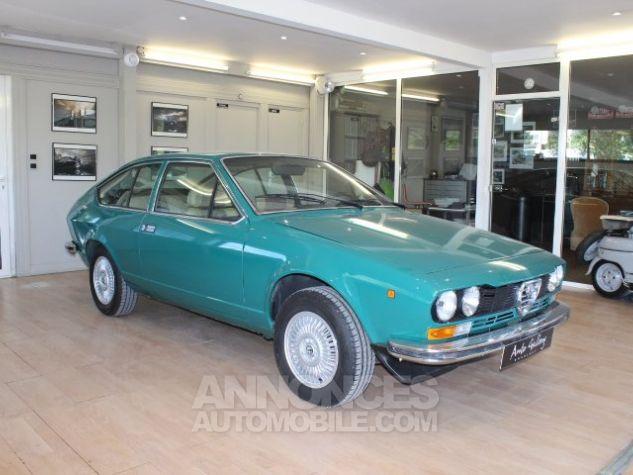 Alfa Romeo ALFETTA GT 1600 VERT PINO Occasion - 7