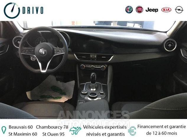 Alfa Romeo Giulia 2.2 JTD 136ch Edizione AT8 MY19 Gris Stromboli Occasion - 5