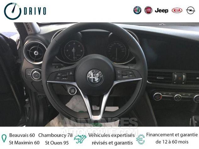 Alfa Romeo Giulia 2.2 JTD 136ch Edizione AT8 MY19 Gris Stromboli Occasion - 8