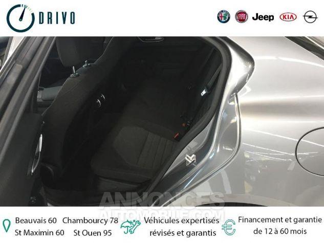 Alfa Romeo Giulia 2.2 JTD 136ch Edizione AT8 MY19 Gris Stromboli Occasion - 11