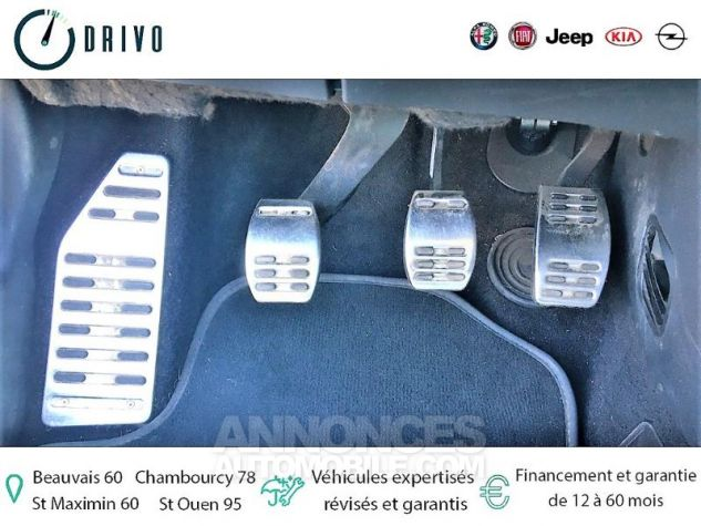 Alfa Romeo Giulietta 1.4 TJet 120ch Super Stop&Start Noir Métal Occasion - 15