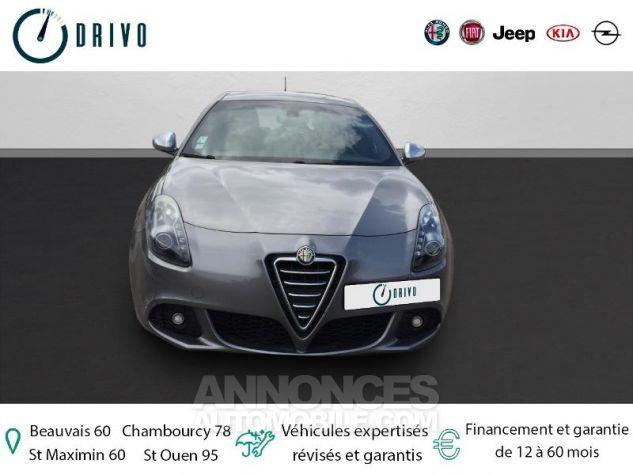 Alfa Romeo Giulietta 1.6 JTDm Distinctive Stop&Start Gris Occasion - 2