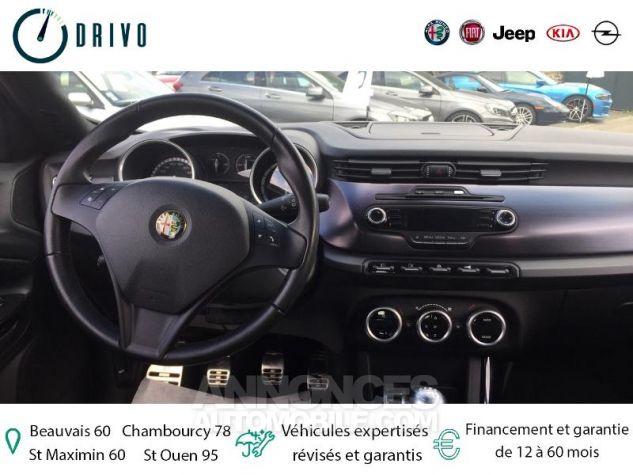 Alfa Romeo Giulietta 1.6 JTDm Distinctive Stop&Start Gris Occasion - 5