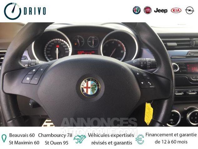 Alfa Romeo Giulietta 1.6 JTDm Distinctive Stop&Start Gris Occasion - 8