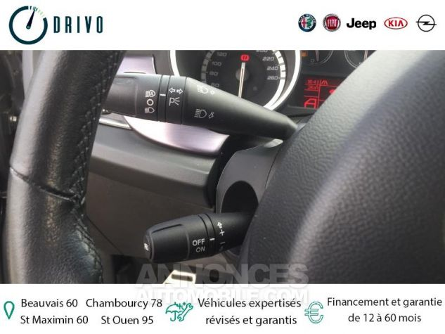 Alfa Romeo Giulietta 1.6 JTDm Distinctive Stop&Start Gris Occasion - 14
