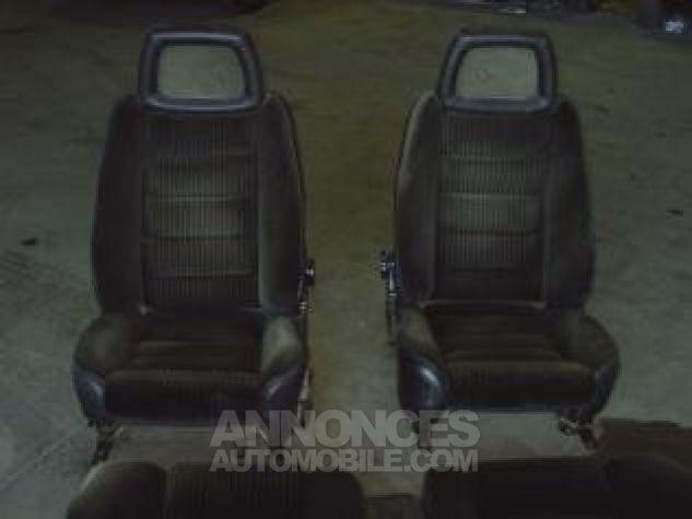 Alfa Romeo GTV sièges avant et banquette arrière  Occasion - 0