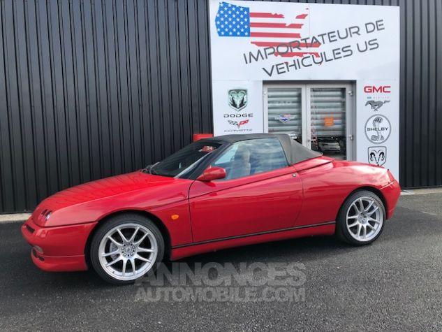 Alfa Romeo Spider 2.0 Twin Spark Rouge Verni Occasion - 1