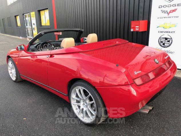Alfa Romeo Spider 2.0 Twin Spark Rouge Verni Occasion - 3