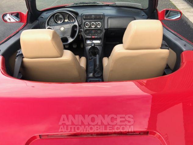 Alfa Romeo Spider 2.0 Twin Spark Rouge Verni Occasion - 4