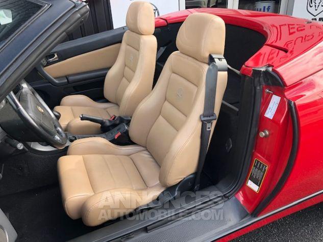 Alfa Romeo Spider 2.0 Twin Spark Rouge Verni Occasion - 5