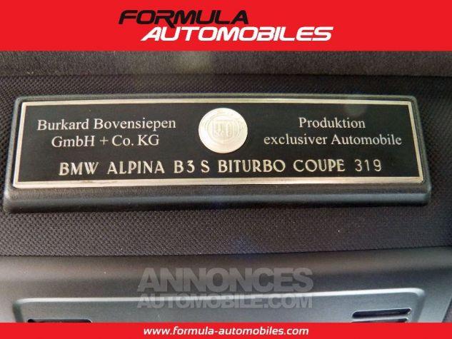 Alpina B3 BI-TURBO 400CH SWITCH-TRONIC GRIS Occasion - 15