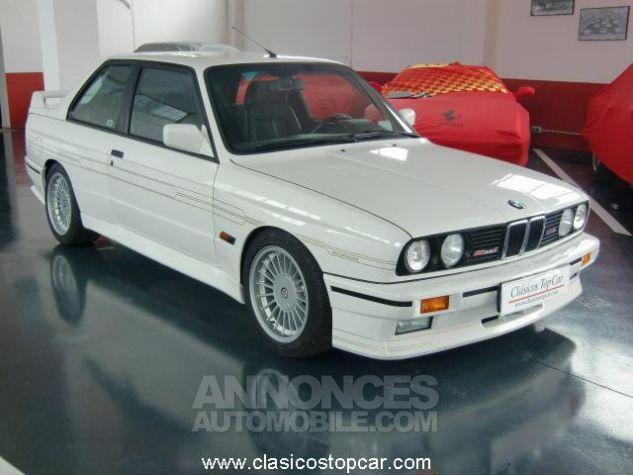 Alpina B6 M3 3.5 S Blanc Verni Occasion - 1