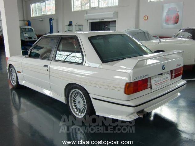 Alpina B6 M3 3.5 S Blanc Verni Occasion - 2