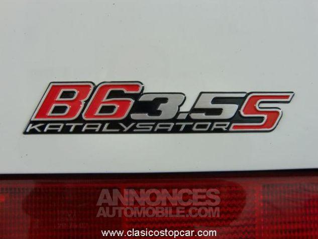 Alpina B6 M3 3.5 S Blanc Verni Occasion - 6