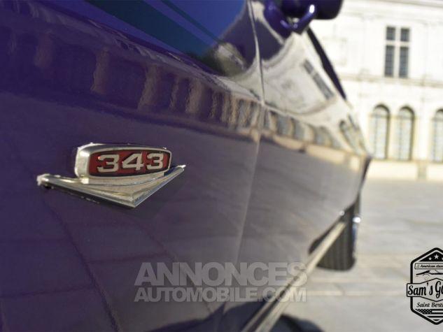AMC Javelin SST Mark Donohue V8 343 Violet Occasion - 8