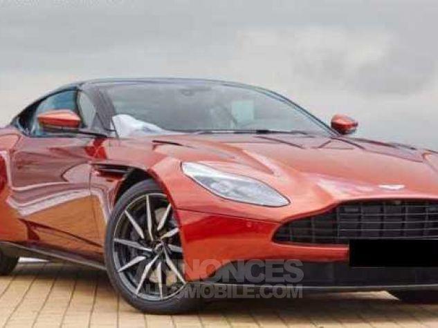 Aston Martin DB11 TOUCHTRONIC III  Cinnabar Orange metal Direction - 1