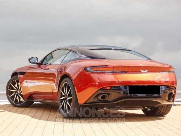 Aston Martin DB11 TOUCHTRONIC III  Cinnabar Orange metal Direction - 2