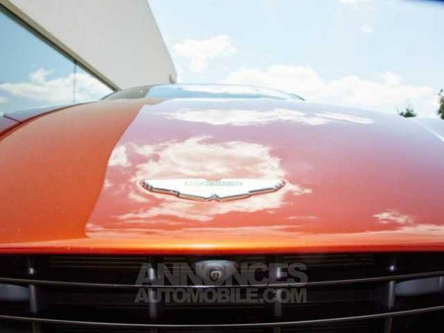 Aston Martin DB11 TOUCHTRONIC III  Cinnabar Orange metal Direction - 4