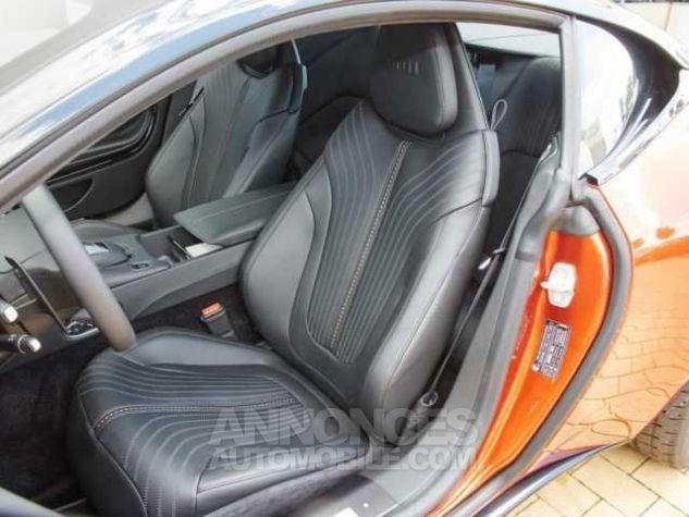 Aston Martin DB11 TOUCHTRONIC III  Cinnabar Orange metal Direction - 5