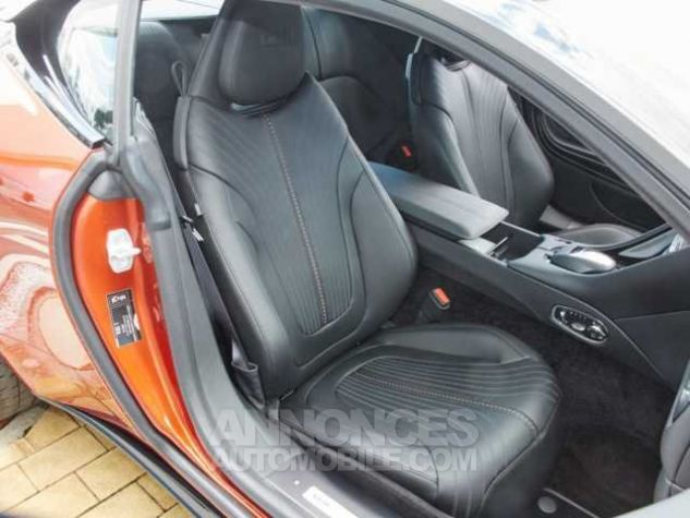 Aston Martin DB11 TOUCHTRONIC III  Cinnabar Orange metal Direction - 6