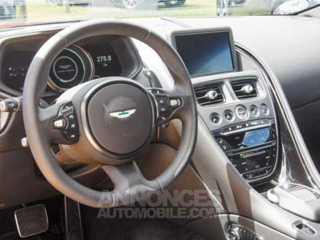 Aston Martin DB11 TOUCHTRONIC III  Cinnabar Orange metal Direction - 7