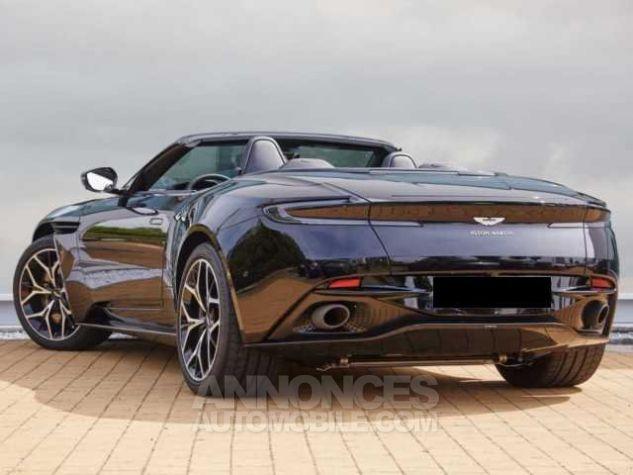 Aston Martin DB11 V8 VOLANTE Onyx Black métal Direction - 2