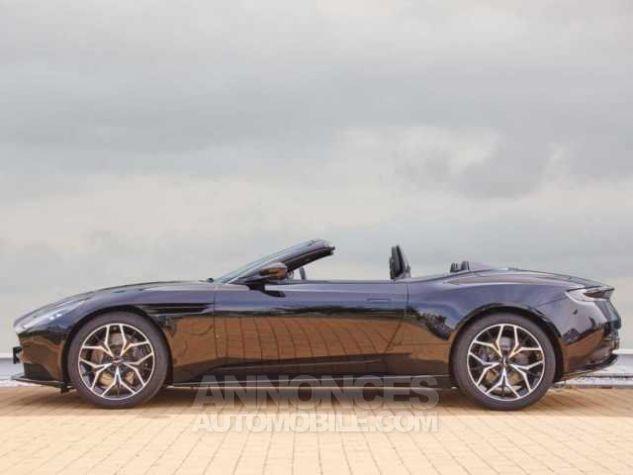 Aston Martin DB11 V8 VOLANTE Onyx Black métal Direction - 3