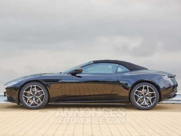 Aston Martin DB11 V8 VOLANTE Onyx Black métal Direction - 4