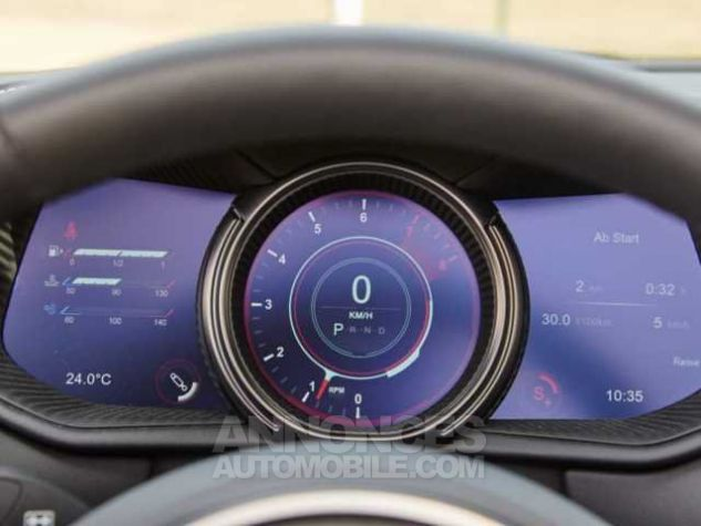 Aston Martin DB11 V8 VOLANTE Onyx Black métal Direction - 13