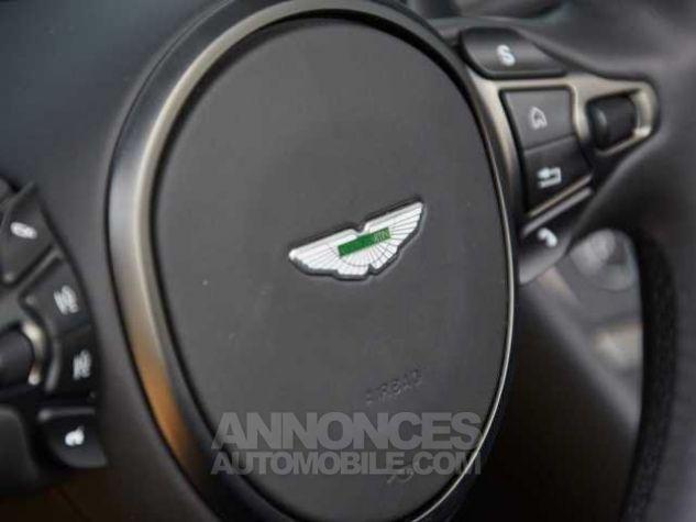 Aston Martin DB11 V8 VOLANTE Onyx Black métal Direction - 20