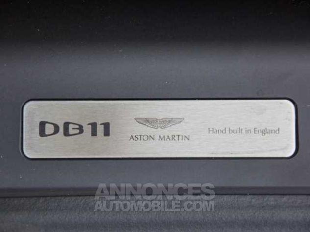 Aston Martin DB11 V8 VOLANTE Onyx Black métal Direction - 21