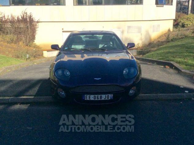 Aston Martin DB7 V12 vantage Mauve métallisé  Occasion - 1