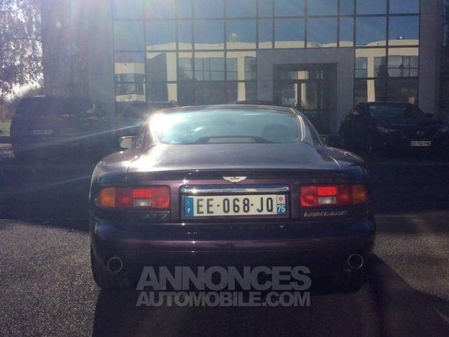 Aston Martin DB7 V12 vantage Mauve métallisé  Occasion - 4