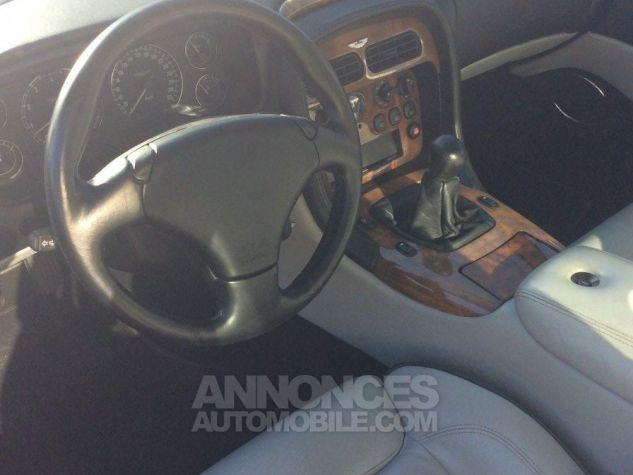 Aston Martin DB7 V12 vantage Mauve métallisé  Occasion - 5