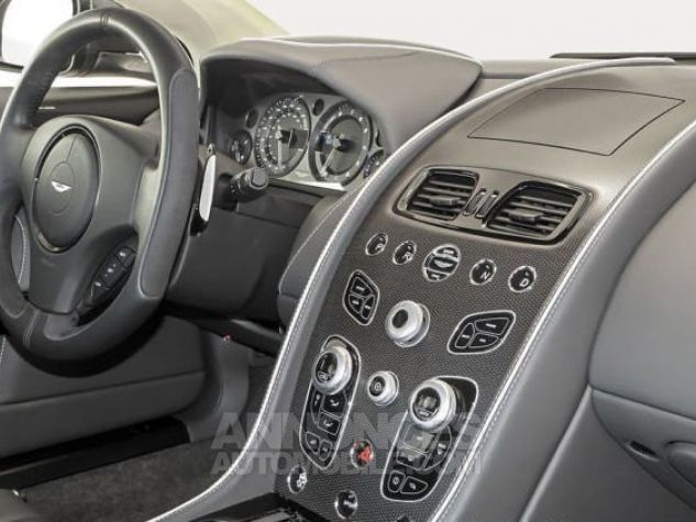 Aston Martin DB9 GT  Scintilla silver métal Occasion - 5