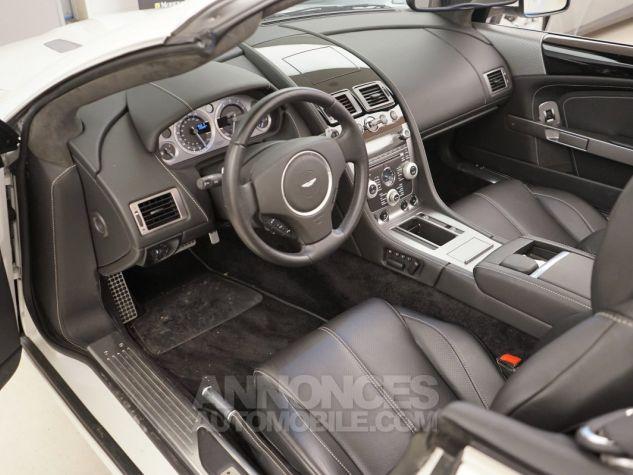 Aston Martin DB9 VOLANTE BLANC Occasion - 3