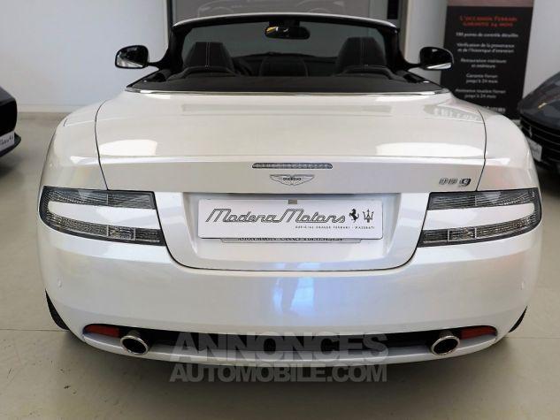 Aston Martin DB9 VOLANTE BLANC Occasion - 5
