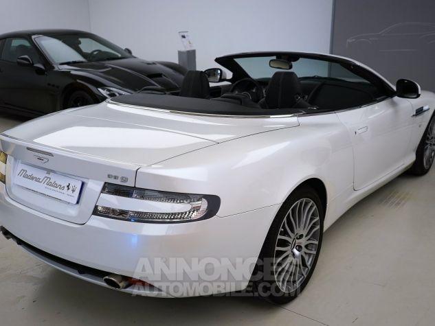 Aston Martin DB9 VOLANTE BLANC Occasion - 6